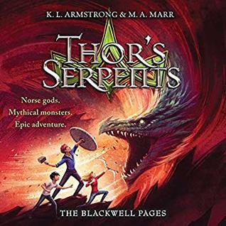 Thor's Serpents (Blackwell Pages, #3)