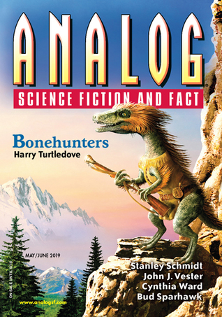 Analog Science Fiction and Fact May/June 2019 (Vol 139, Nos 5&6)