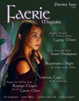 Faerie Magazine #1, Spring 2005