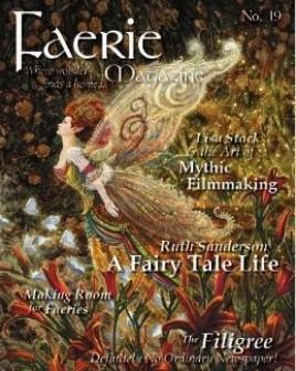Faerie Magazine #19, Spring 2010