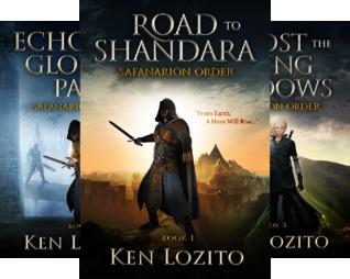 Safanarion Order (4 Book Series)