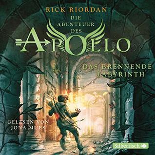 Die Abenteuer des Apollo 3: Das brennende Labyrinth: 5 CDs