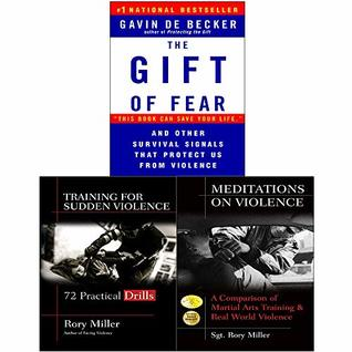 Gift of Fear, Meditations on Violence and Drills 3 Books Collection Set