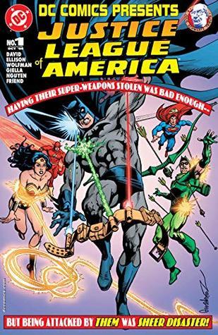 DC Comics Presents: Justice League of America (2004) #1