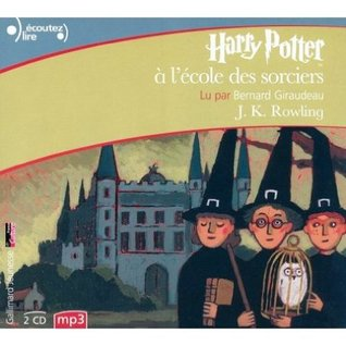 Harry Potter a l'Ecole des Sorciers CD [MP3 CD]