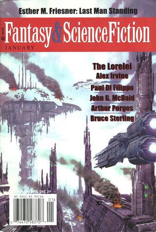 Fantasy & Science Fiction, January 2005 (The Magazine of Fantasy & Science Fiction, #635)