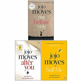 Jojo Moyes 3 Books Collection Set