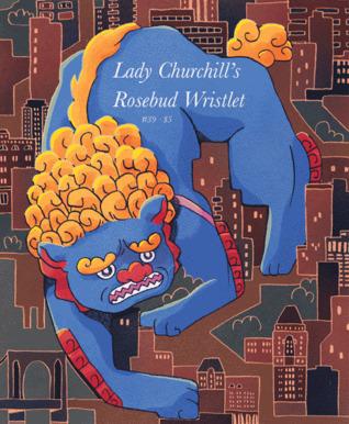 Lady Churchill's Rosebud Wristlet No. 39