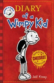 Diary of a Wimpy Kid (B/Indigo Exclusive Edition): Special CHEESIEST Edition