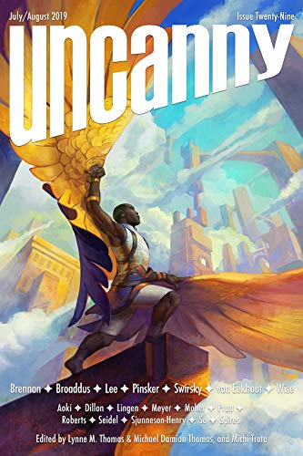 Uncanny Magazine Issue 29: July/August 2019