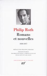 Romans et nouvelles (1959-1977)