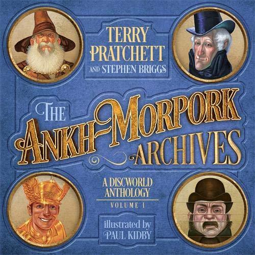 The Ankh-Morpork Archives: Volume One