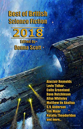 Best of British Science Fiction 2018
