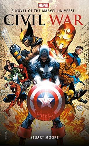 Marvel Novels - Civil War