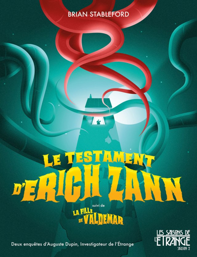 Le testament d'Erich Zann, suivi de La fille de Valdemar