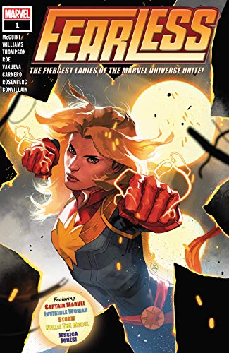 Fearless (2019) #1