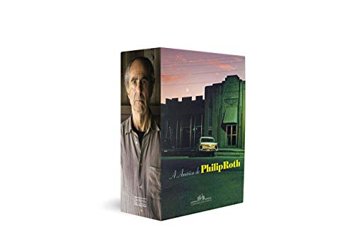 A America de Philip Roth - caixa com dois volumes