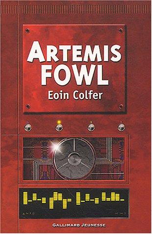 COFFRET ARTÉMIS FOWL 3 VOLUMES