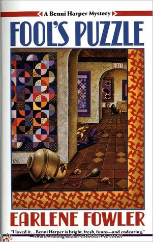 Fool's Puzzle (Benni Harper, #1)