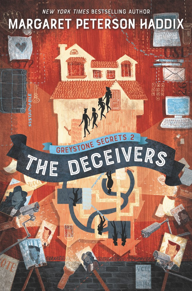 The Deceivers (Greystone Secrets, #2)