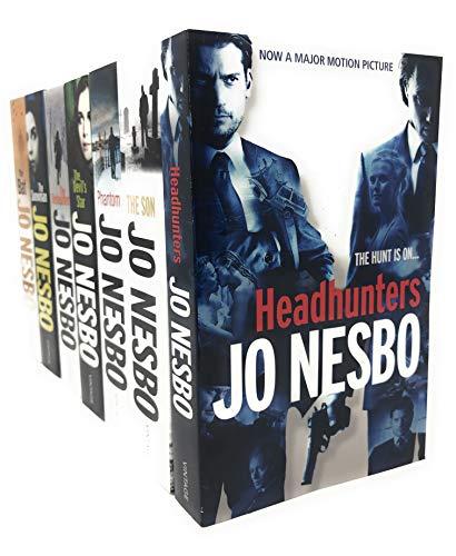 Jo Nesbo Collection 7 Books Set- (The Snowman, The Devil's Star, The Redeemer, Phantom, The son, The Bat, Headhunters)