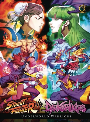 Street Fighter Vs Darkstalkers: Underworld Warriors