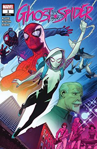 Ghost-Spider (2019-) #1