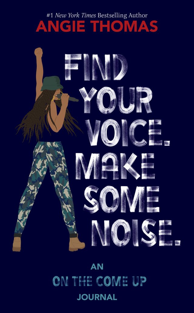 Find Your Voice: A Guided Journal for Writing Your Truth with Angie Thomas