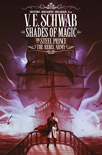 The Rebel Army #3 (Shades of Magic Graphic Novels #11)