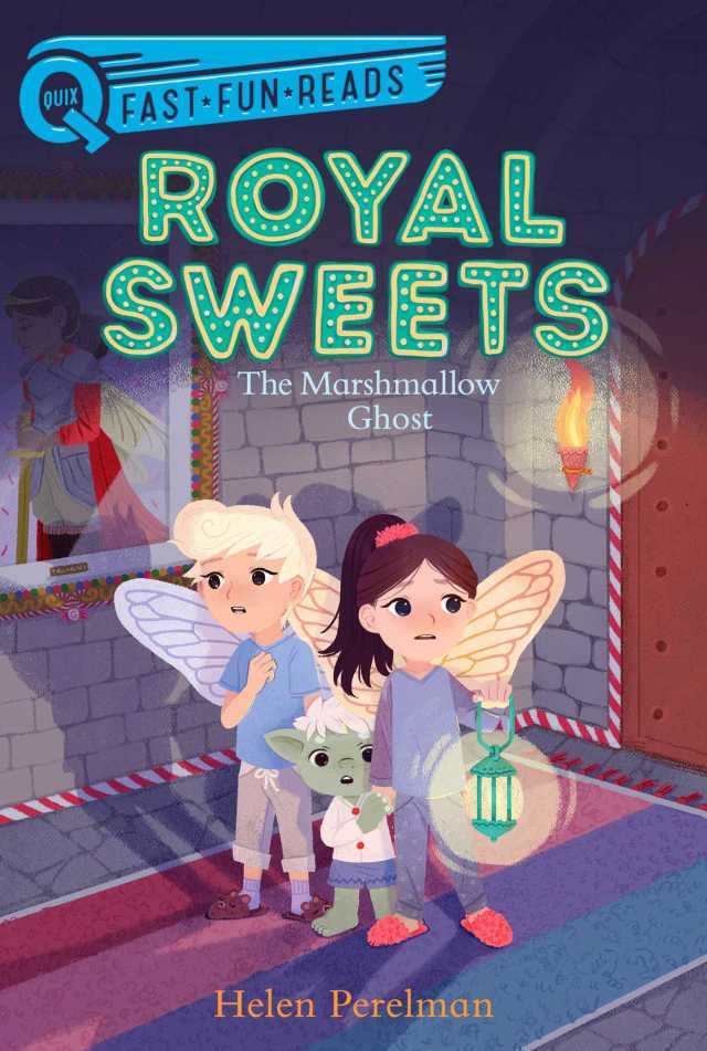 The Marshmallow Ghost (Royal Sweets #4)