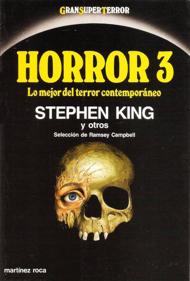 Horror 3: lo mejor del terror contemporáneo