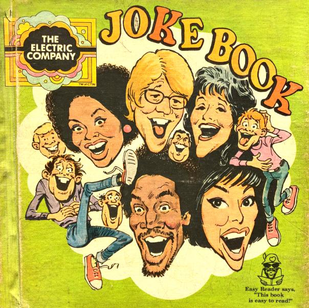 The Electric Company Joke Book
