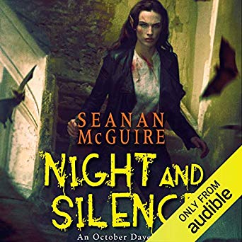 Night and Silence (October Daye, #12)