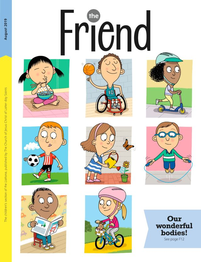 The Friend - August 2019