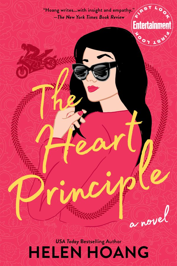 The Heart Principle (The Kiss Quotient, #3)