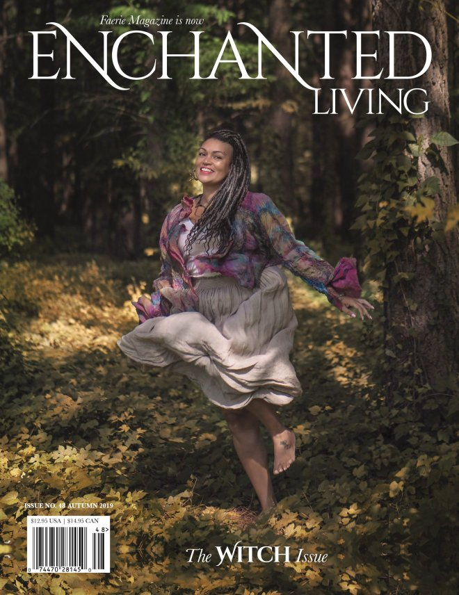 Enchanted Living, Autumn 2019 #48: The Witch Issue