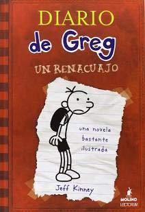 8 Books: El Diario de Greg - Un Renacuajo, La Ley de Rodrick, Esto es el Colmo, Dias de Perros, La Horrible Realidad, Sin Salida, Tres es Compania, Mala Suerte