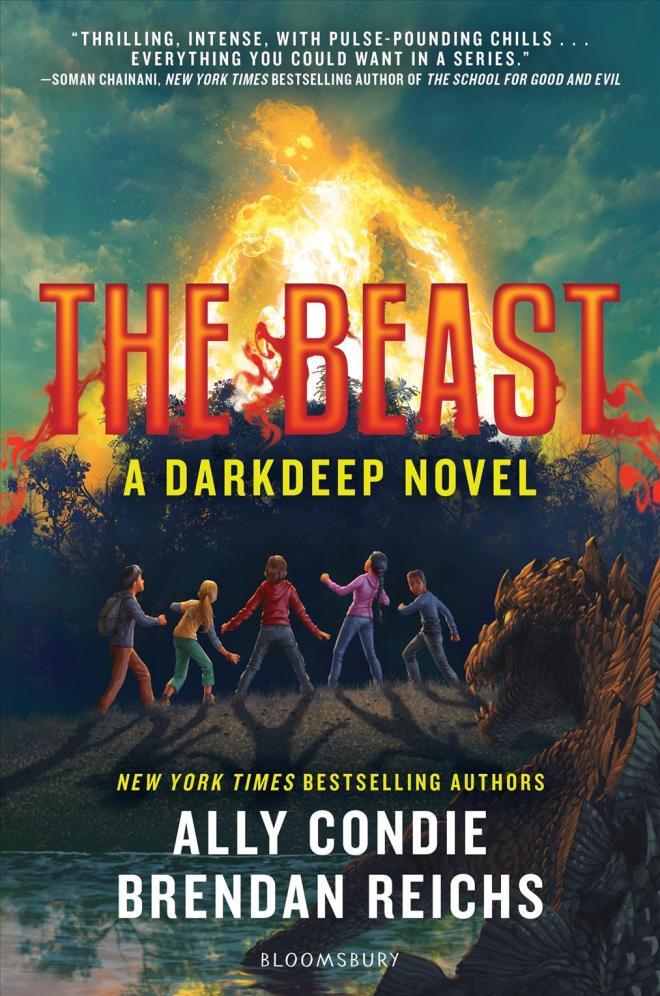 The Beast (The Darkdeep, #2)