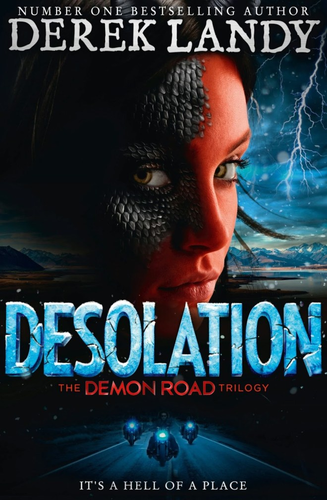 Desolation (Demon Road, #2)