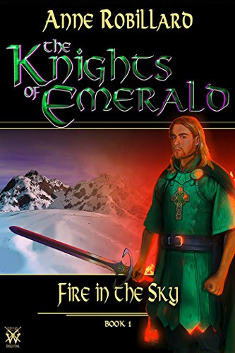 The Knights of Emerald 01 : Fire in the Sky