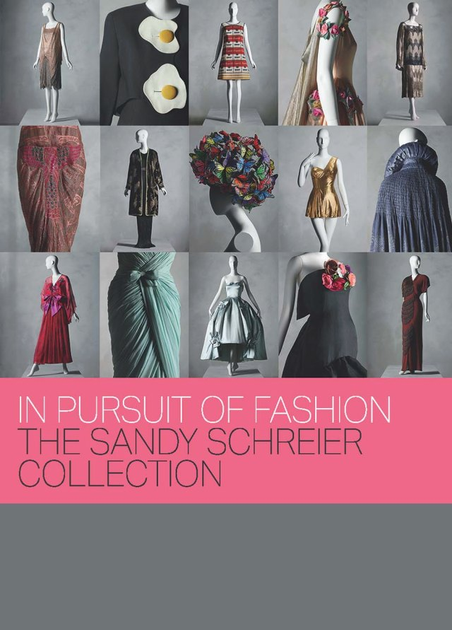 Portrait of a Collection: The Sandy Schreier Fashion Archive