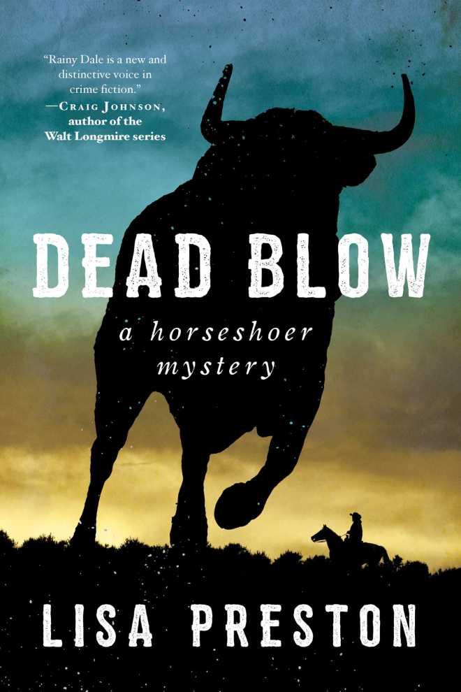Dead Blow (Horseshoer Mystery Series, #2)
