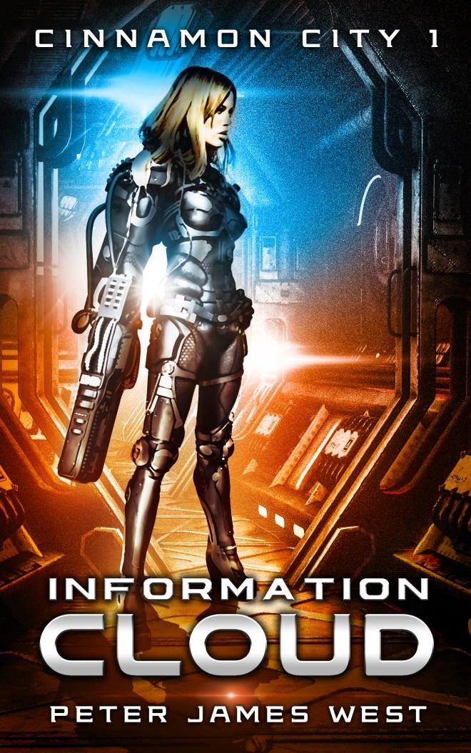 Information Cloud (Tales of Cinnamon City, #1)