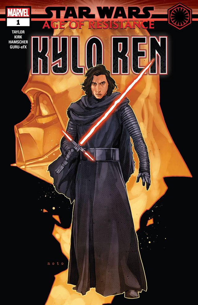 Star Wars: Age of Resistance - Kylo Ren #1