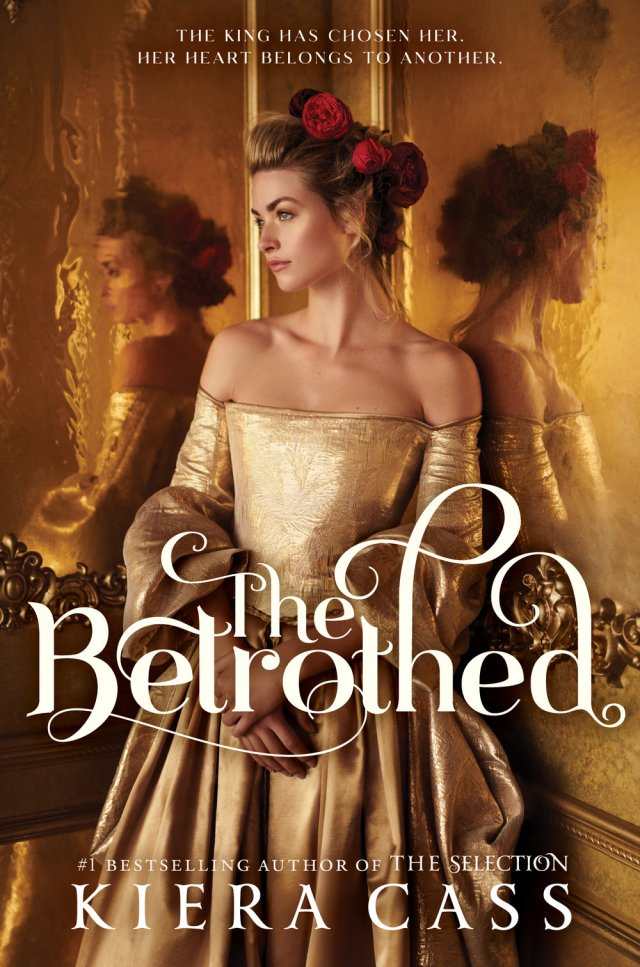 The Betrothed (The Betrothed, #1)