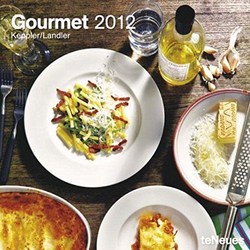 2012 Gourmet Wall Calendar