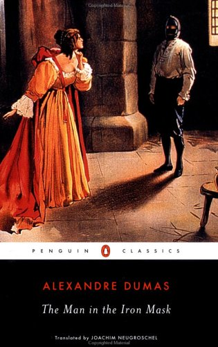 The Man in the Iron Mask (The D'Artagnan Romances, #3.4)