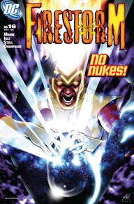 Firestorm #16