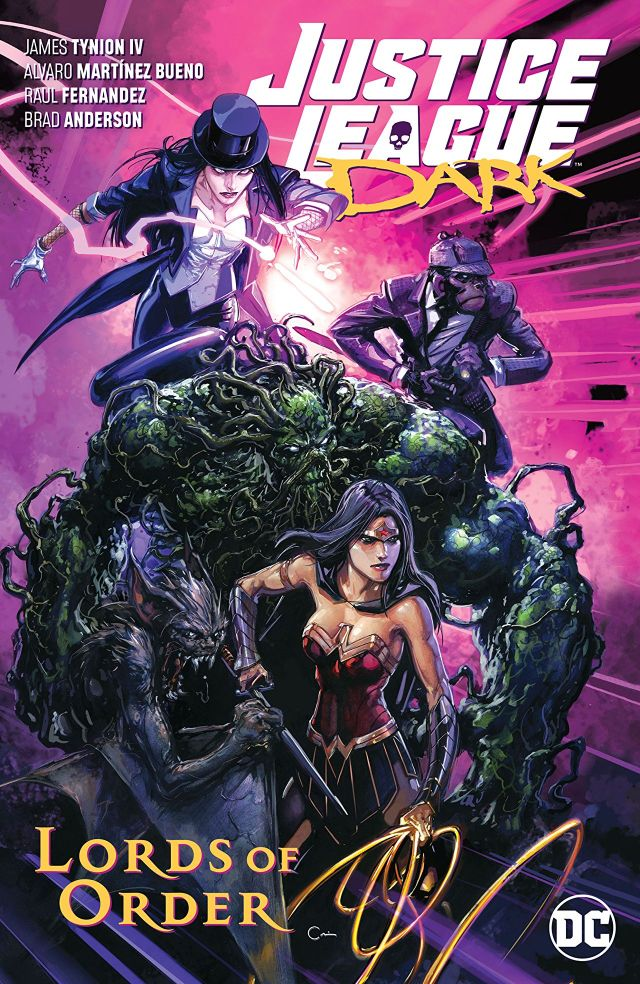 Justice League Dark, Vol. 2: Lords of Order