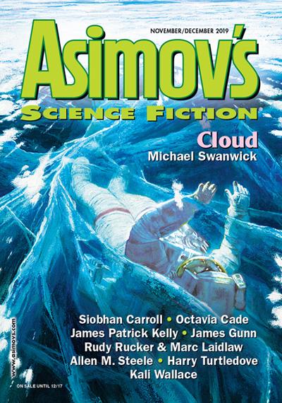 Asimov's Science Fiction November/December 2019